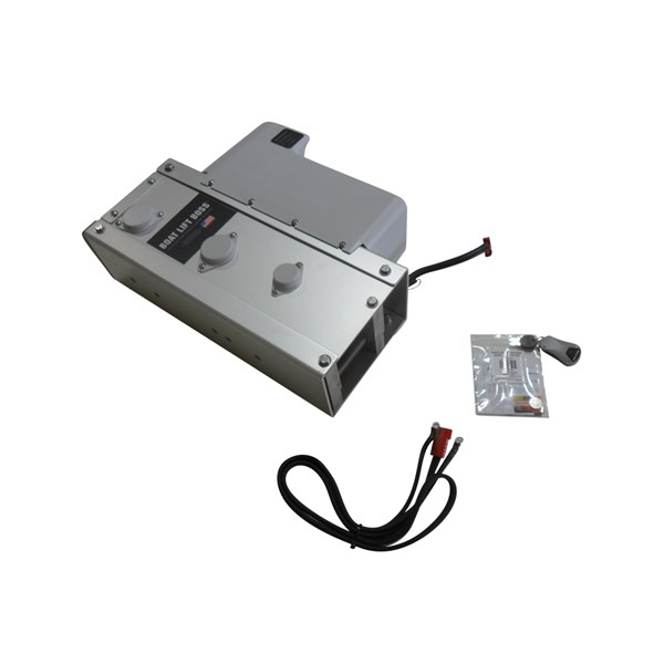 12/24V INTEGRATED WINCH (5,000 lbs)