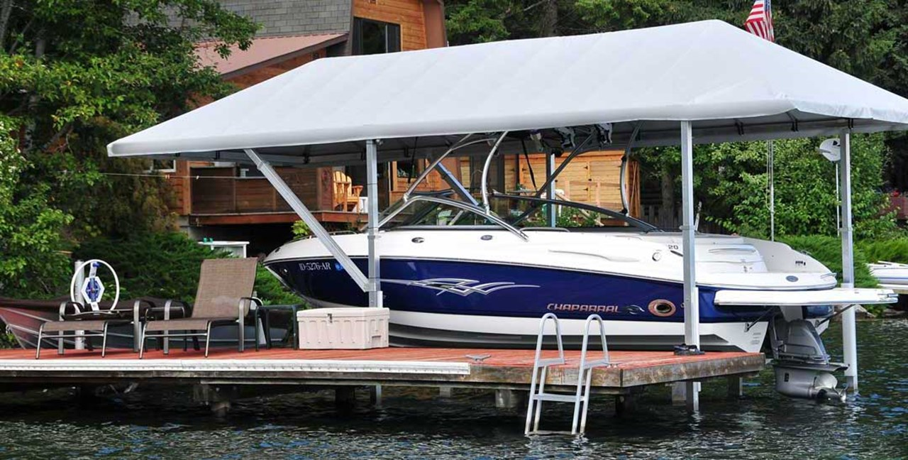 Replacement Boat Lift Cover