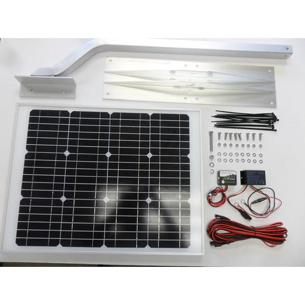 30w 24v Solar Panel Package