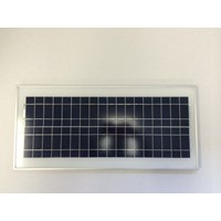 20W 12V SOLAR PANEL WITH REGULATOR ONLY